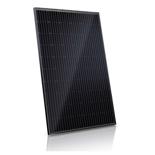 60-Cell All-Black Solar paneles for Residential Installations