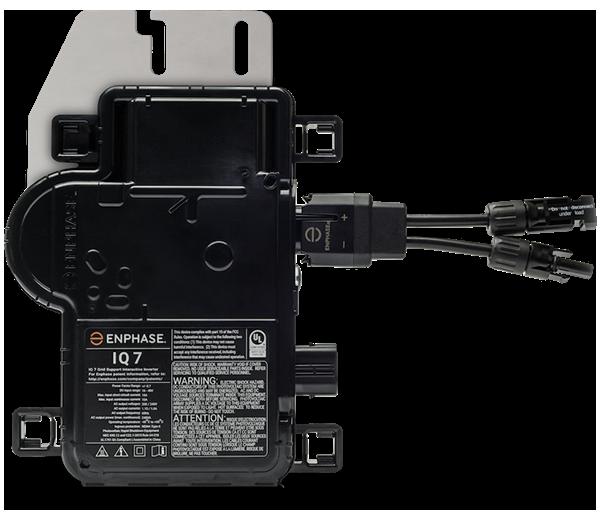 Enphase IQ7 Grid Tie Solar Microinverter