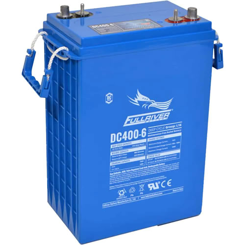 Fullriver AGM Solar Battery