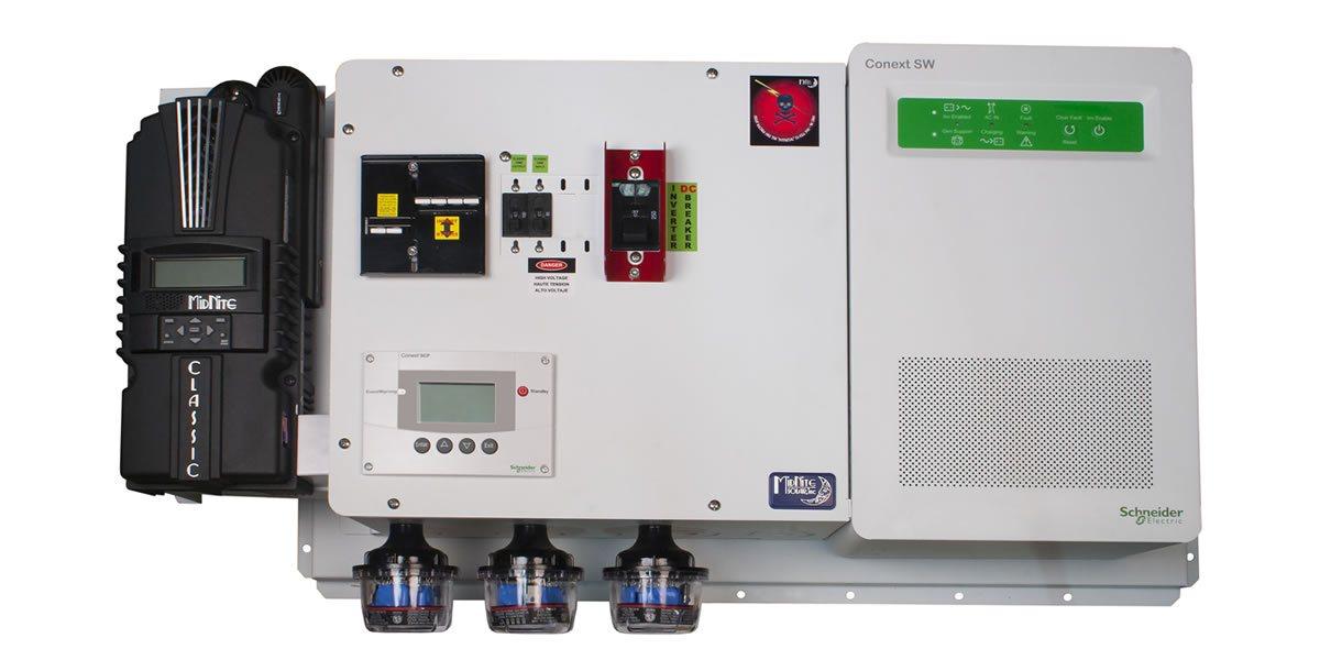 Midnite Solar SW Prewired System
