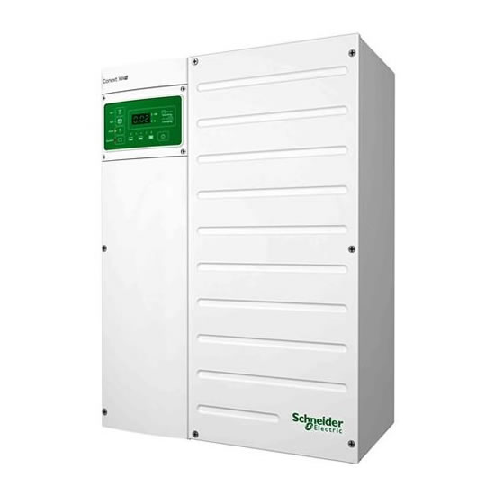 Schneider XW+ inverter for AC coupled solar systems