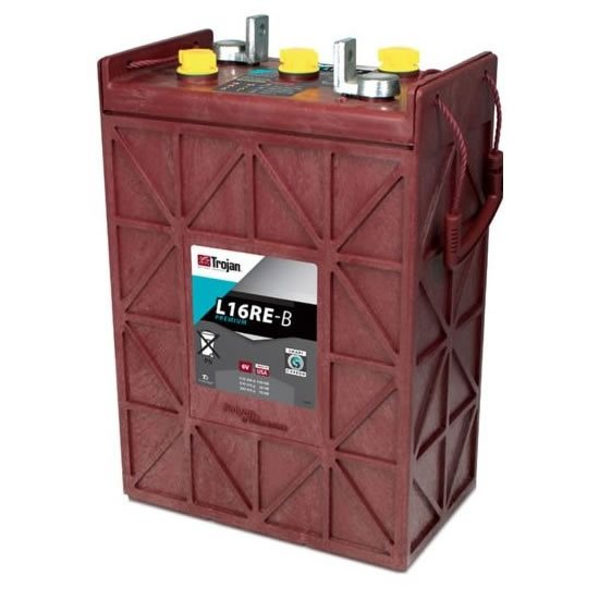 Trojan L16 Deep Cycle Batteries