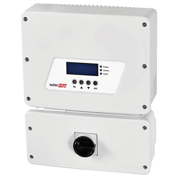 SolarEdge Residential Solar Grid Tie Inverter