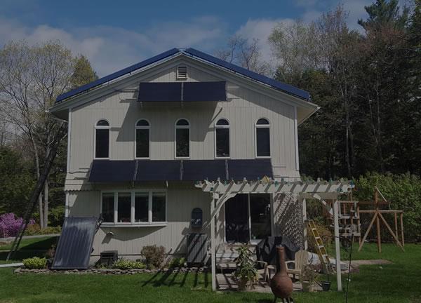 Custom Solar Installation New Hampshire