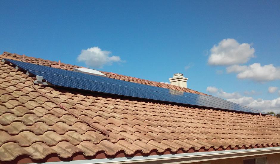 Tile Roof Solar California