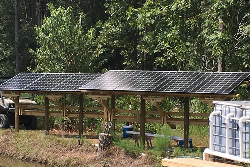 Industrial Off-Grid Solar South Carolina