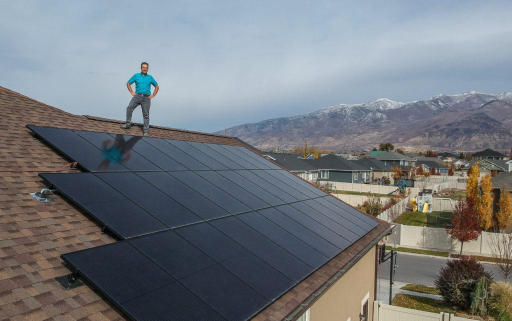 Self Solar Installation Utah
