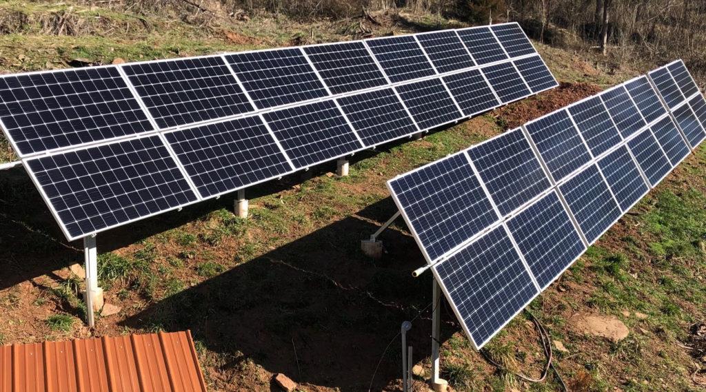 Solar Adjustable Tilt Angle West Virginia