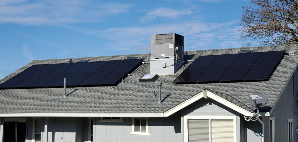 Solar self installation California