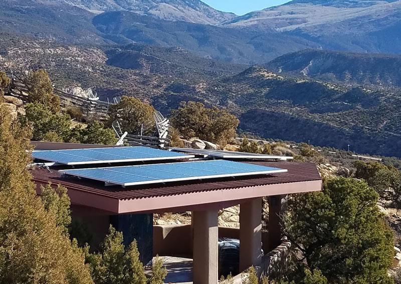 Metal Roof Solar Utah