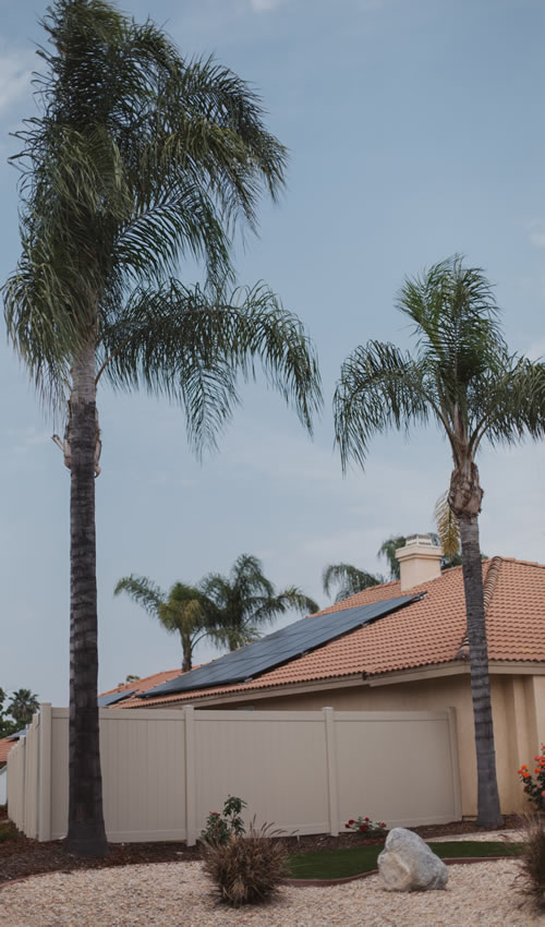 Southern California Solar Installation