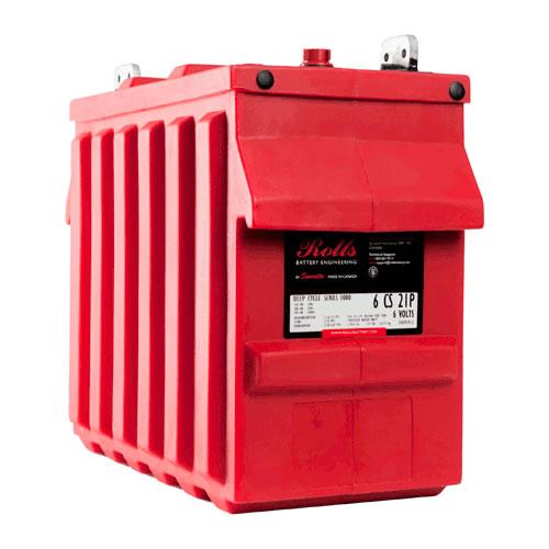 Warranty for Surrette Rolls renewable energy deep cycle battery